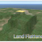 (Nearly) Freebie of the week: Land Flattener (Gypsy Paz)