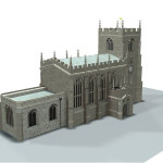 Digital models as research tools in buildings archaeology