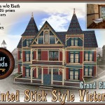 Four Winds Victorian Shops and Homes come to Kitely Market