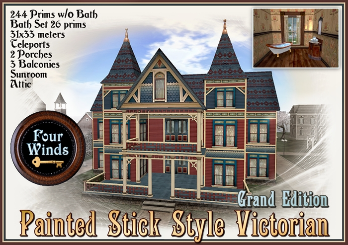 Four Winds Victorian