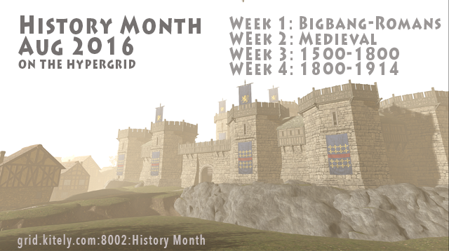 history month announcement