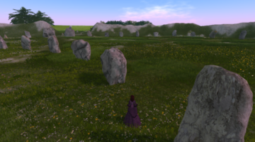 Insights from virtual ancient spaces