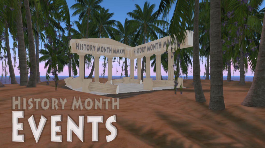 History Month Events