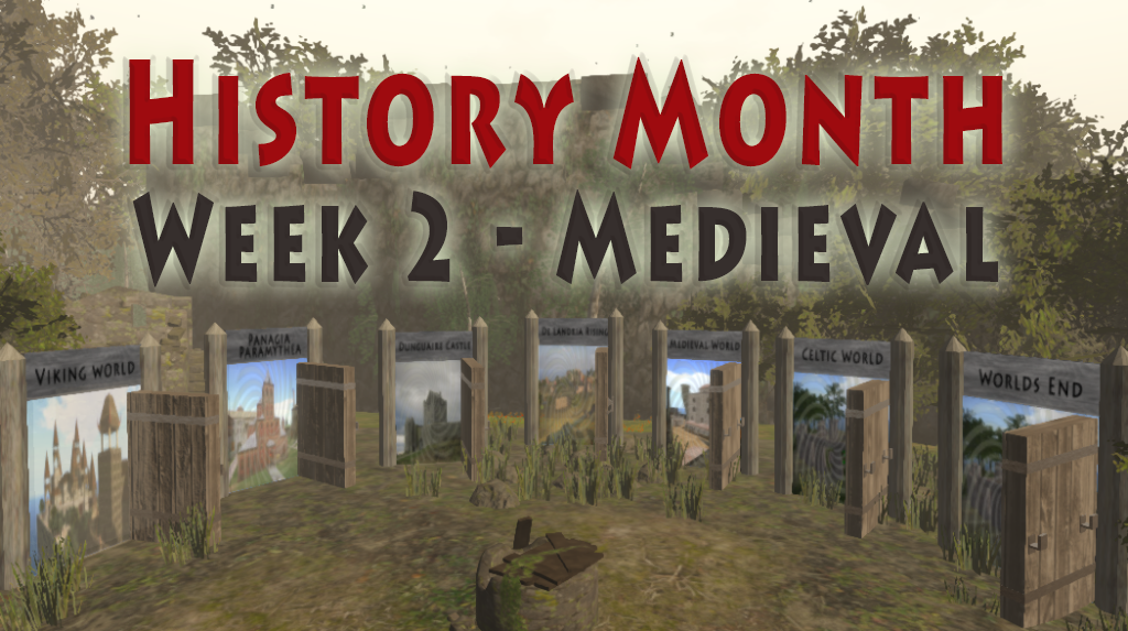 History Month Week 2