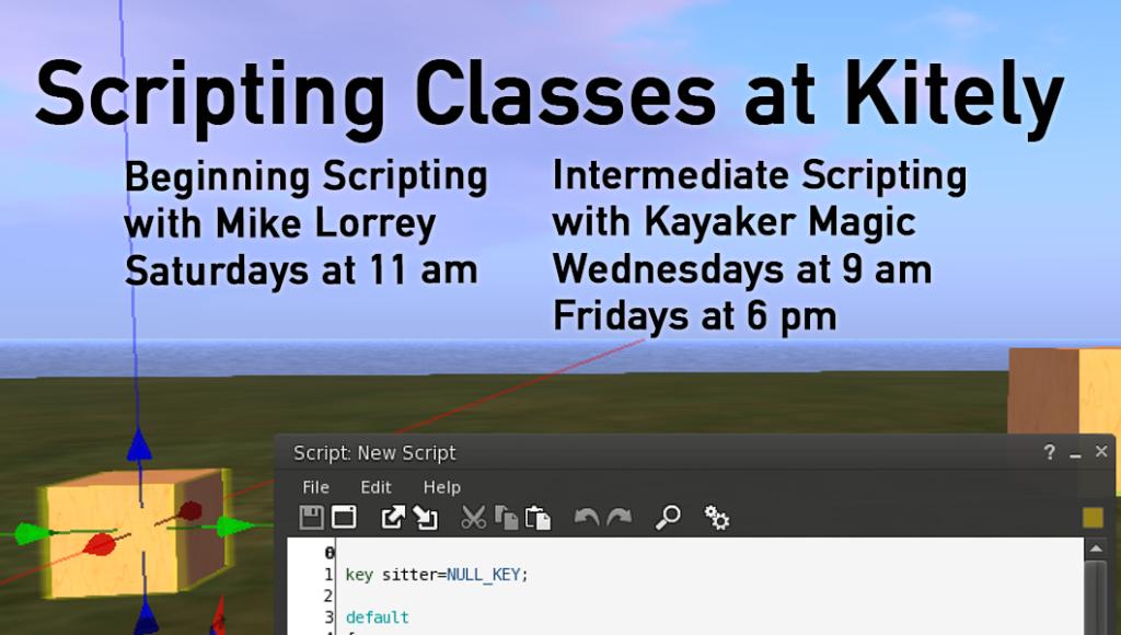 Scripting Classes